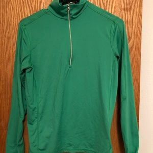 Green Nike workout long sleeve!